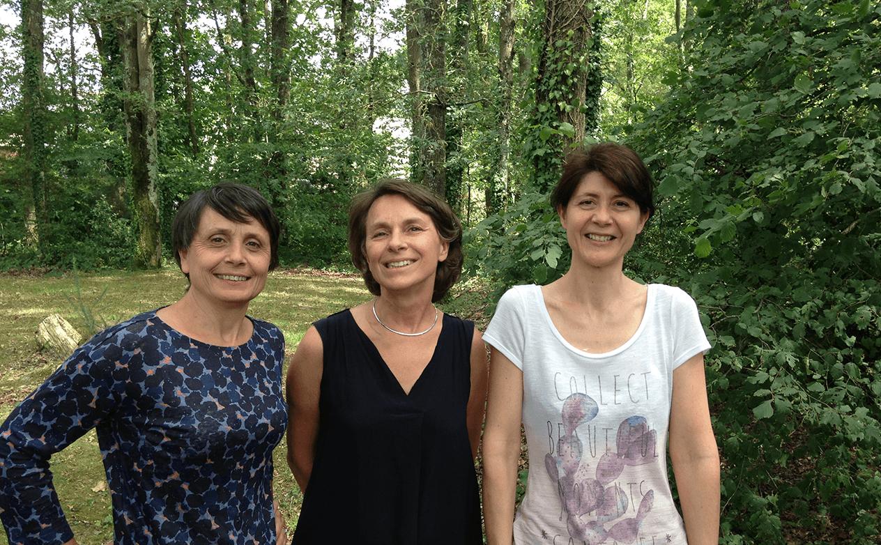 l'équipe des collaboratrices de l'U2P Pays de la Loire